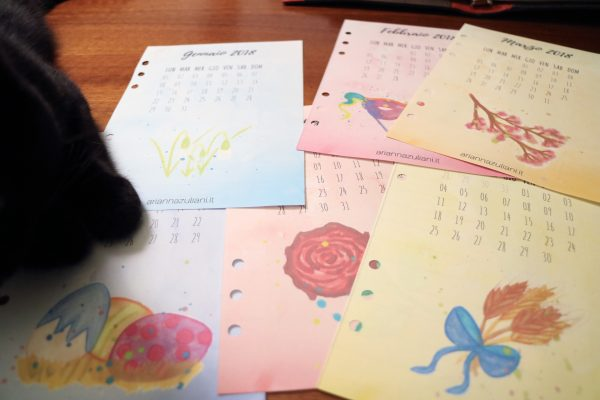 agenda, mese, mensile, calendario, calendar, stampabili, stampabile, printable, organizer, social media, organizzazione, organization, planner