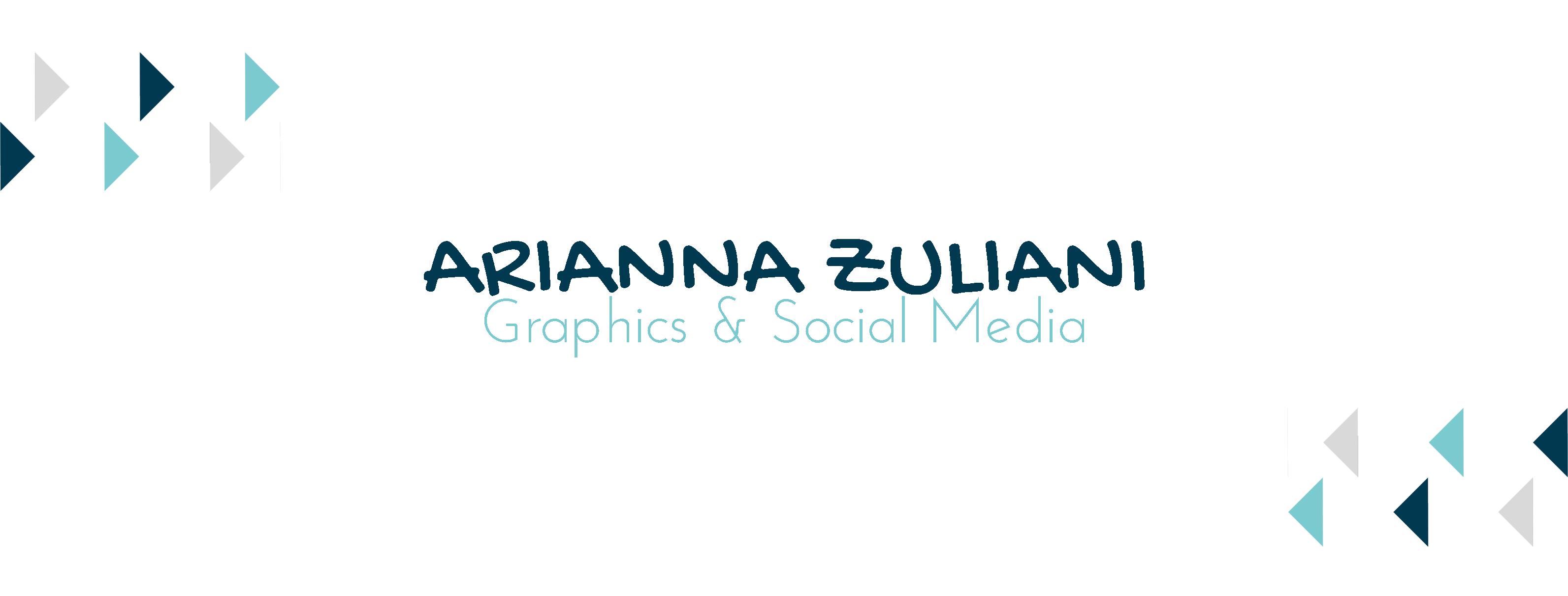 arianna zuliani, graphics, social media, graphics & social media